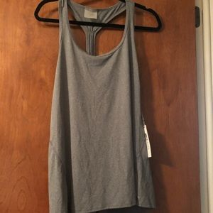 Calvin Klein performance racer back tank